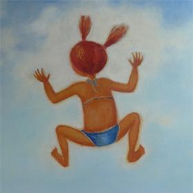 Jump / Van de steiger