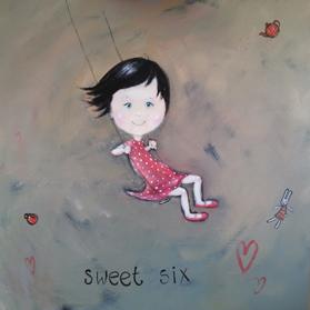 Sweet six / Sweet six-eyes open