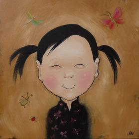 Chinese girl / Chineesje