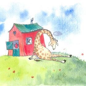 Giraffe / Giraf