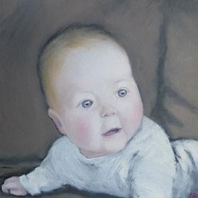 Portrait Baby F / Portret Baby F