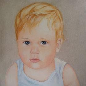 Portrait T / Portret T