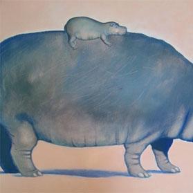 Hippo / Nijlpaard