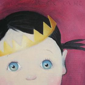 Princess and pilot / Prinses en piloot